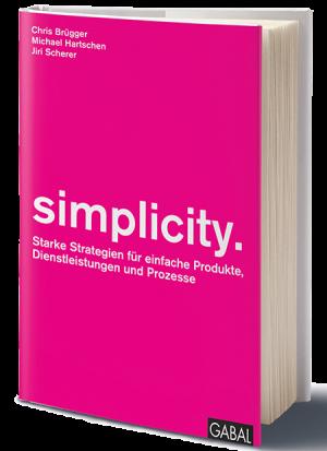 Einfach mal Effizienz, Wettbewerbsfähigkeit und Beliebtheit steigern – das ist Simplicity!