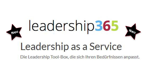 Leadership 365 - neues Projekt ab September 2018