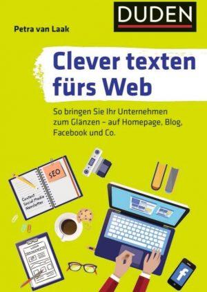 Buchbesprechung Clever texten fürs Web
